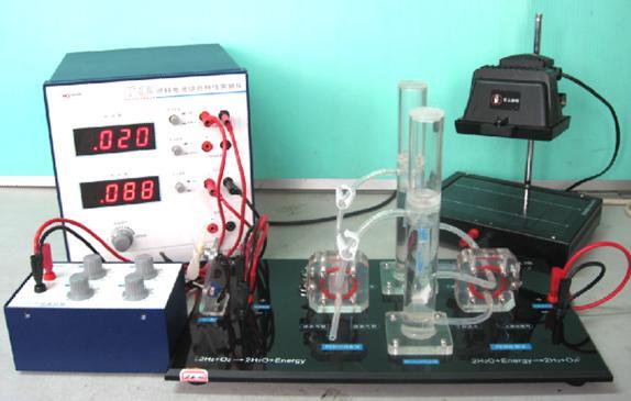 燃料电池实验讲义-天津理工大学理学院